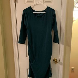 Liz Lange Bodycon Maternity Dress - Size M